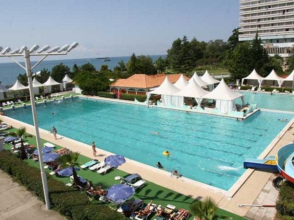 Гостиницы Сочи цены 2017, с бассейном, отели все включено ...